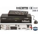 DEMODULATEUR NUMERIQUE SAT HDTV FORCE HD CI+