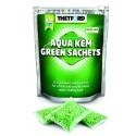 AQUA KEM GREEN SACHET RECHARGE SOUPLE X 12