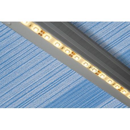 LED STRIP PROFILE WHITE-6M