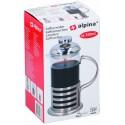 CAFETIERE ALPINA 3 TASSES - 0,35L