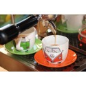 SET 4 TASSES ESPRESSO VW T1