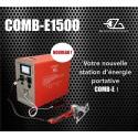 CENTRALE DENERGIE EZA COMB-E1500