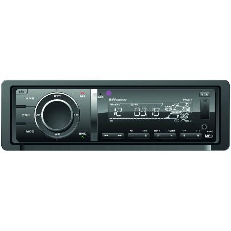 AUTORADIO CD USB - SD BLUETOOTH