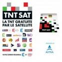 CARTE TNT SAT