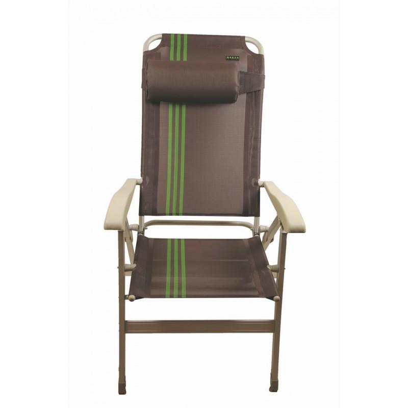 fauteuil raye classique alpa accessoires accessoires loisirs et plein air. Black Bedroom Furniture Sets. Home Design Ideas