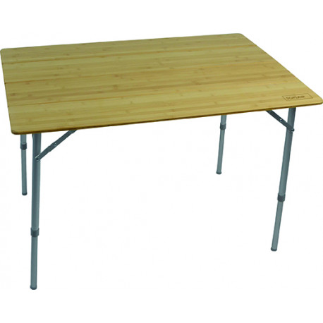 TABLE FLEX BAMBOU 100x65