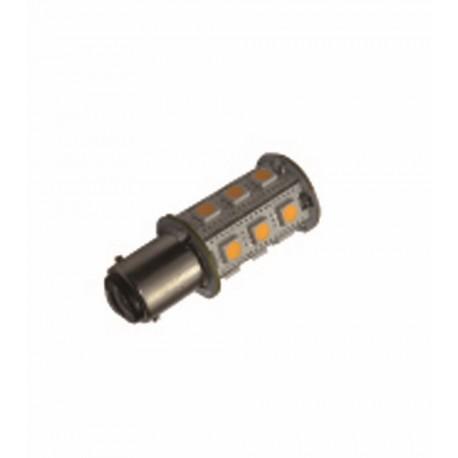 AMPOULE LED BA15D 21 LEDS SMD 5050 BF